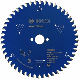Bosch 2608644024 Circular Saw Blade Expert Wood 165x20mm