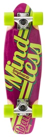 Mindless Stained Daily Cruiserboard Purple/Green