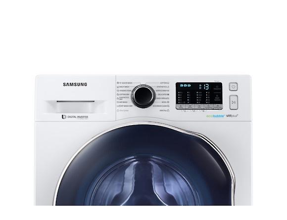 Pesumasin Samsung WD80K52E0AW/LE