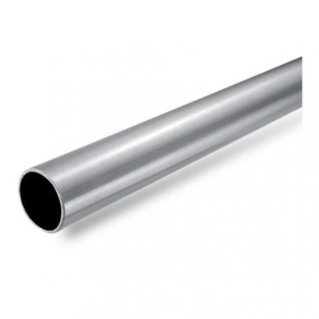 Aluminium Round Pipe 10mm 1m