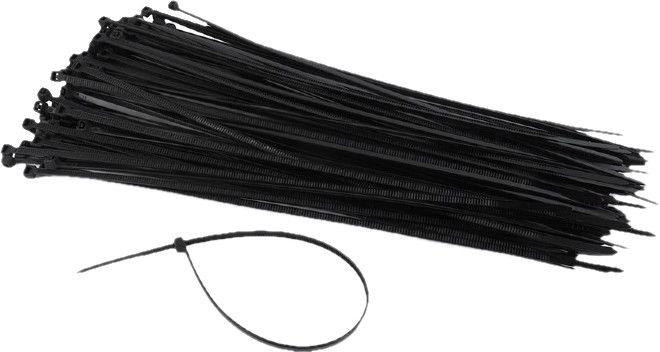 Gembird UV resistant Nylon cable ties 250mm 100 pcs