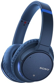 Sony CH700N Wireless Headphones Blue