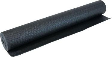 EB Fit Exercise Mat 170x60x0.3cm Black