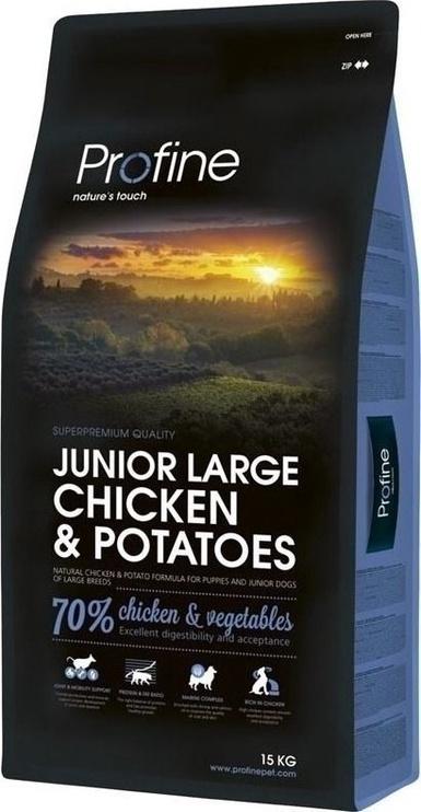 Profine Dog Junior Large Chicken & Potatoes 15kg