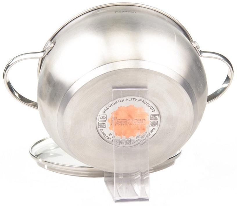 Fissman Martinez Stainless Steel Pot 1.8l 5136