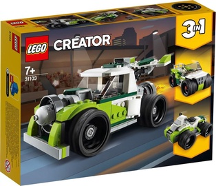 Конструктор LEGO® Creator 31103 Грузовик-ракета