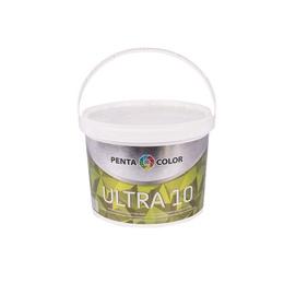 Pentacolor Ultra 10 Emulsion Paint 5l White