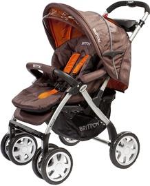 Спортивная коляска Britton Allroad Brown/Orange