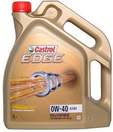 Castrol Edge Titanium FST C3 0W40 Engine Oil 5l