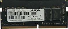 Operatiivmälu (RAM) Afox AFSD48EH1P DDR4 8 GB