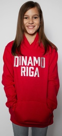 Dinamo Rīga Children Hooded Sweater Red 152cm