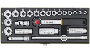 Proxxon Socket Set 23110 3/8 24pcs
