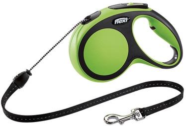 Flexi New Comfort Cord M 5m Green