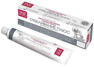 Splat Professional White Plus Toothpaste 40ml