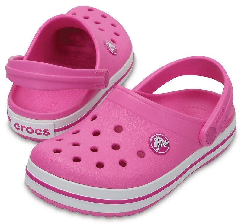 Crocs Kids' Crocband Clog 204537-6U9 33-34