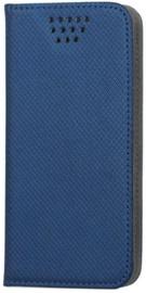 "GreenGo Universal Smart Book Case 4.7-5.3"" Blue"