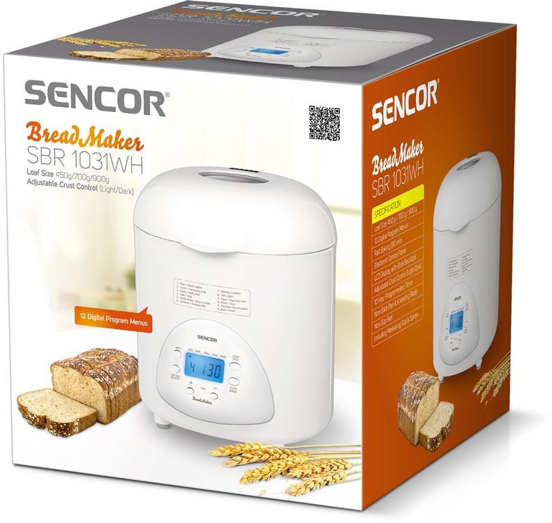 Sencor SBR 1031 White