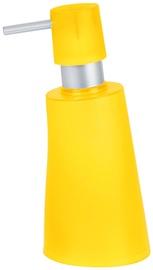 Spirella Soap Dispenser Move Plastic Yellow