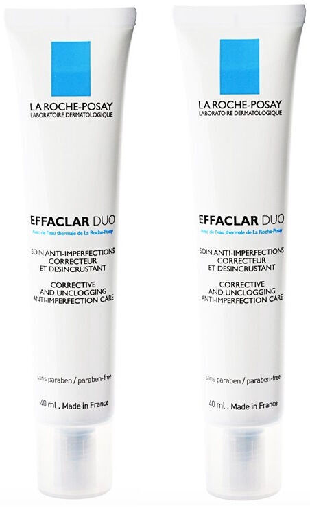 Крем для лица La Roche Posay Effaclar Duo Cream 2x40ml