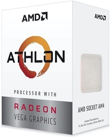 Процессор AMD Athlon X2 3000G 3.5GHz 4MB BOX YD3000C6FHBOX