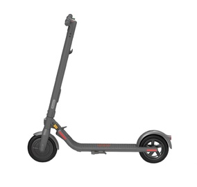 "Ninebot by Segway E22E KickScooter 9"" Dark Grey"