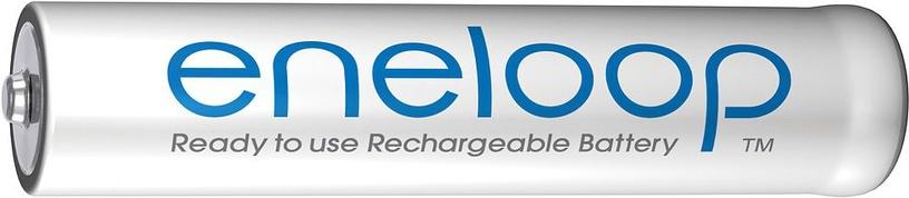 Panasonic Eneloop Rechargeable Battery 4xAAA 750mAh