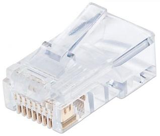 Techly Modular RJ45 Plug UTP 8P8C Cat.6 100pcs
