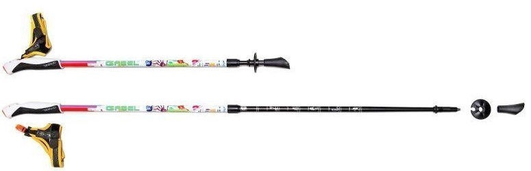 Accs Nordic Walking Poles Gabel Stride Energy