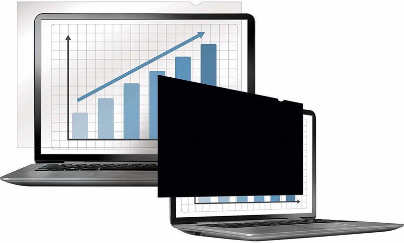 """Fellowes PrivaScreen Privacy Filter 12.5"""" Widescreen"""