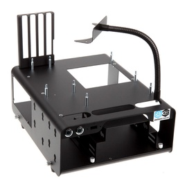 DimasTech Case Benchtable NANO Graphite Black