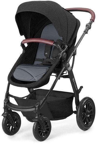 KinderKraft XMoov 3in1 Stroller Black