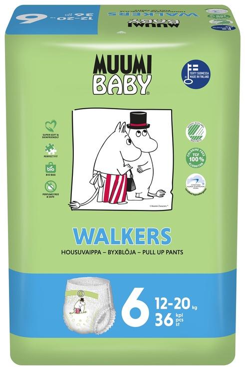 Mähkmed Muumi Baby Walkers, 6, 36 tk