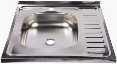 Diana Kitchen Sink Left 600x600mm
