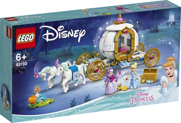KONST LEGO DISNEY PRIN CIND VANKER 43192