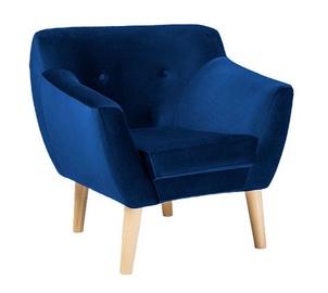 Signal Meble Bergen 1 Armchair Velvet Blue