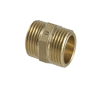 """TDM Brass Connection 2""""x2"""""""
