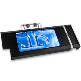 TechN RTX 2080 Ti RGB GPU Water Cooler Block Black