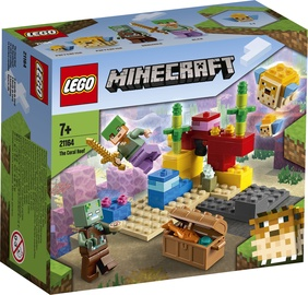 KONSTRUKTORID LEGO MINECRAFT 21164