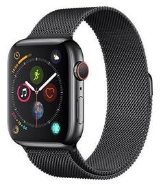 Devia Elegant Series Milanese Loop 44mm Space Black for Apple Watch