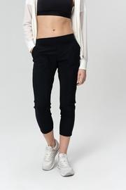 Audimas Light Sensetive Crop Pants Black XS