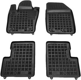 REZAW-PLAST Fiat 500X 2014 Rubber Floor Mats