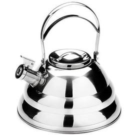 Mayer&Boch Whistling Kettle Silver 3.2l
