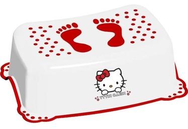 Maltex Baby Step Stool Red/White 107180