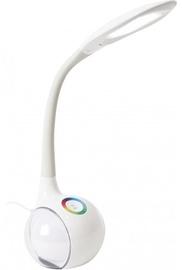 Platinet PDL20 Desk Lamp 7W 2in1 White