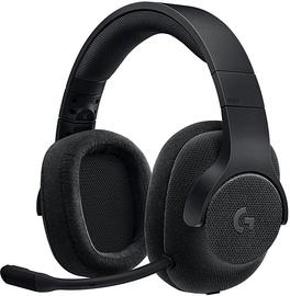 Logitech G433 Gaming Headphones Black