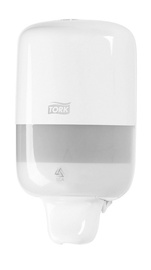 SCA Hygiene Products Tork Elevation Mini Liquid Soap Dispenser S2 White
