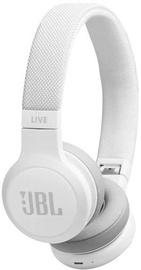 Kõrvaklapid juhtmeta JBL LIVE400 valge