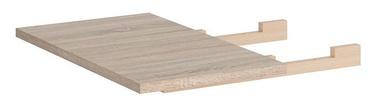 Black Red White Vario Modern Expanding Table 40x80cm Sonoma Oak