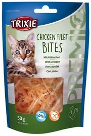 Trixie 42701 Premio Chicken Filet Bites 50g