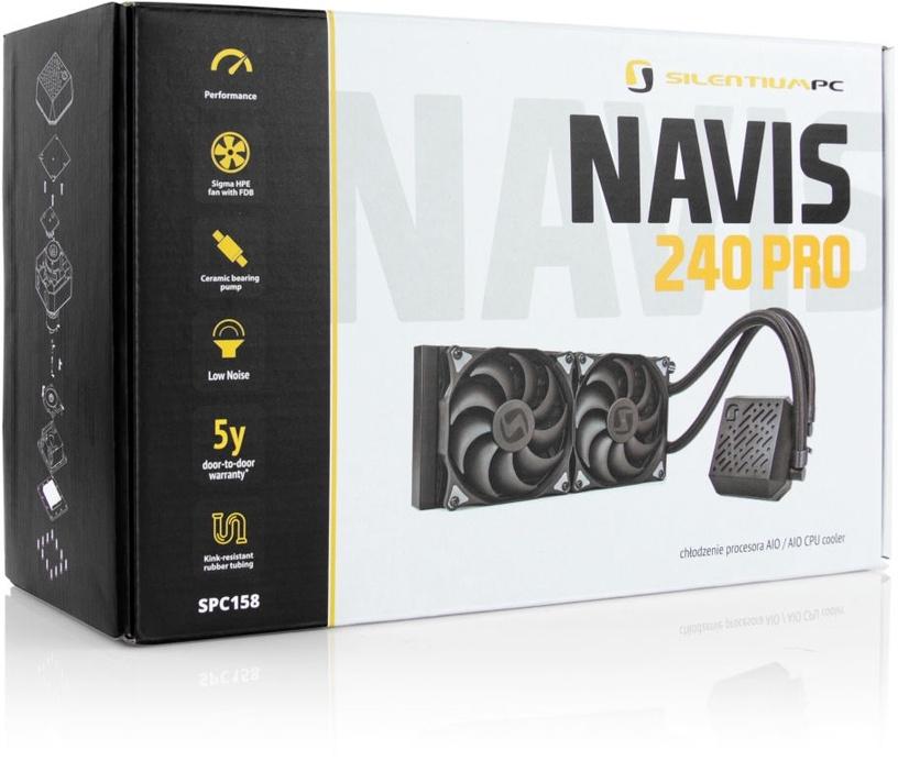 SilentiumPC Navis Pro 240